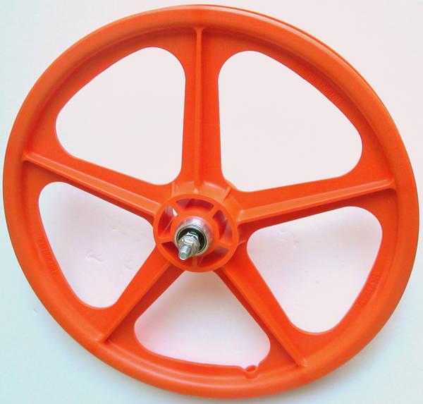 how to clean skyway tuff wheels