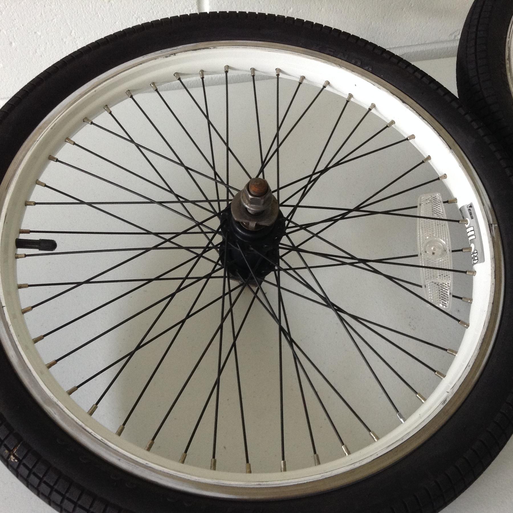 Bmxmuseum Com For Sale Bmx Weinmann 14mm 48s Wheels Hl32