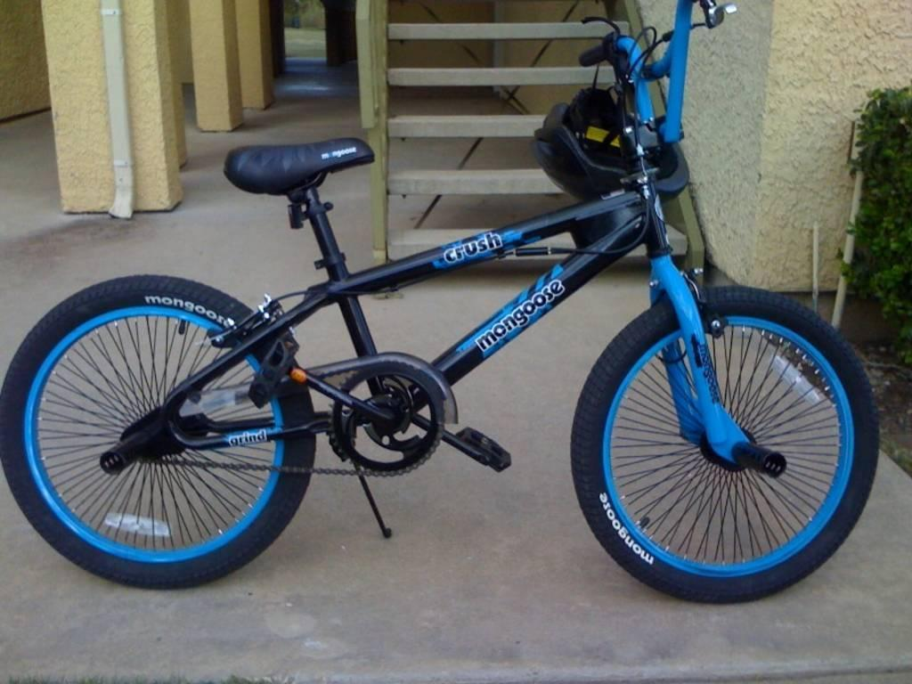 2011 Mongoose Crush Bmxmuseum Com