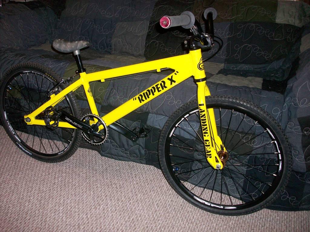2009 Se Racing Ripper X Bmxmuseum Com