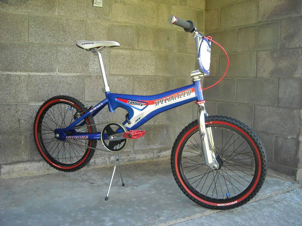 1999 Specialized Fatboy Hemi MX - BMXmuseum com