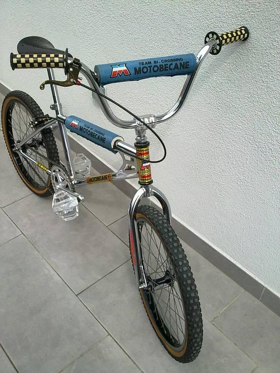 1983 Motobecane Mx 113 Bmxmuseum Com