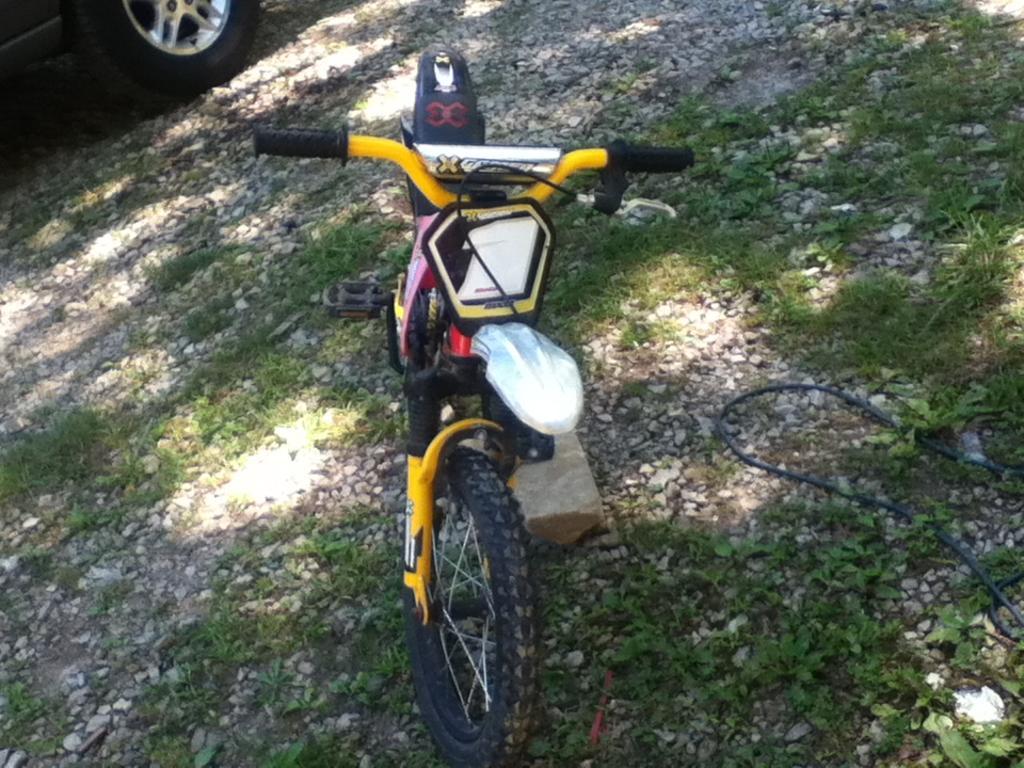 2007 X Games Moto Bike