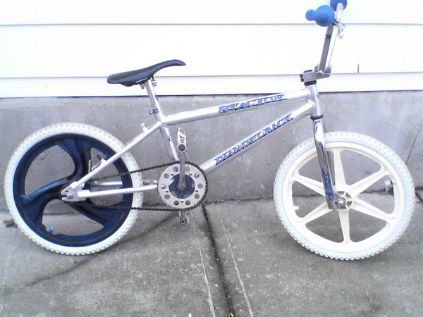 1997 Diamondback Reactor