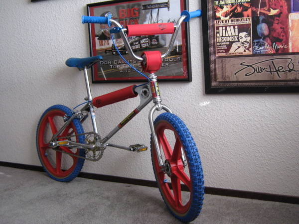1981 Mongoose Supergoose