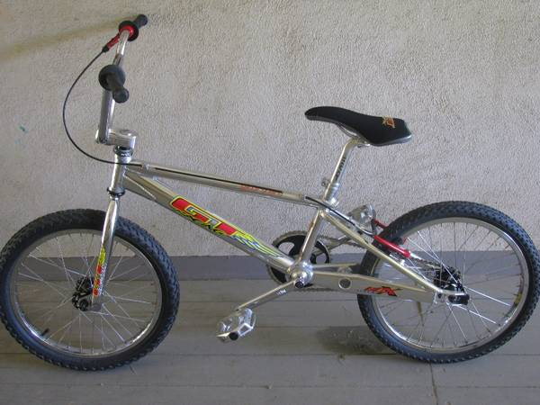 1998 GT Speed Series Team XXL - BMXmuseum com