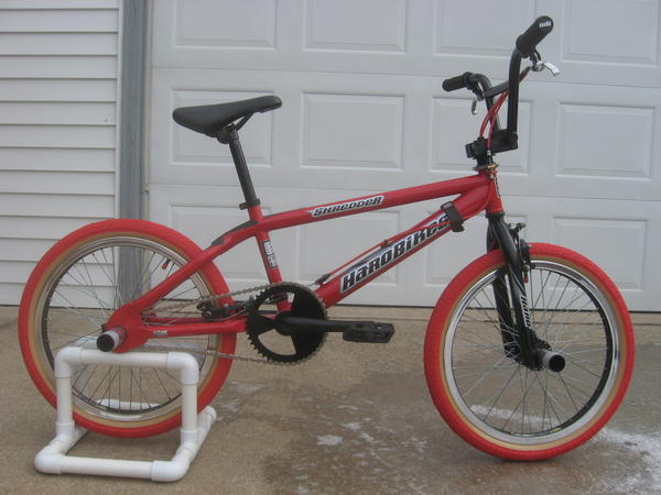 2002 Haro Shredder