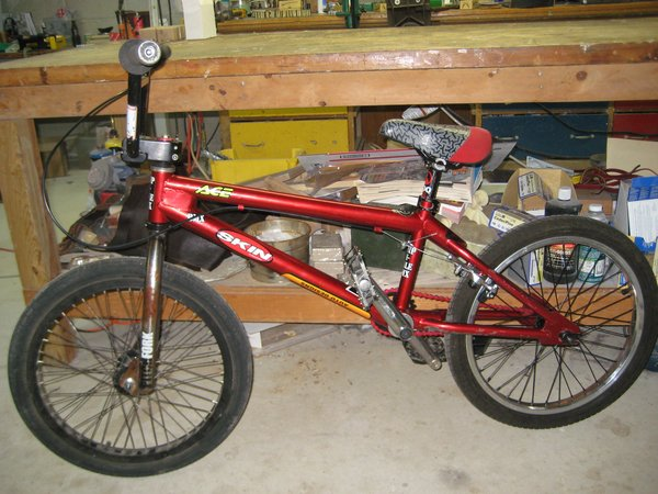 2000 ACE Excitebike