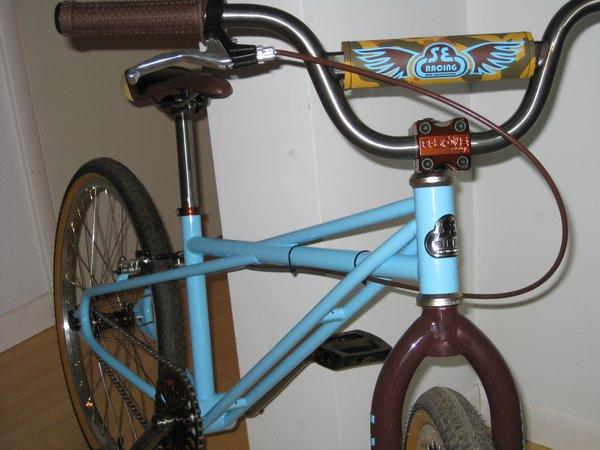 Macneil BMX Grips Brown Houndstooth Grips
