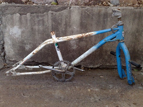 1986 Toowoomba Bicycle Company Cobra Freestyle