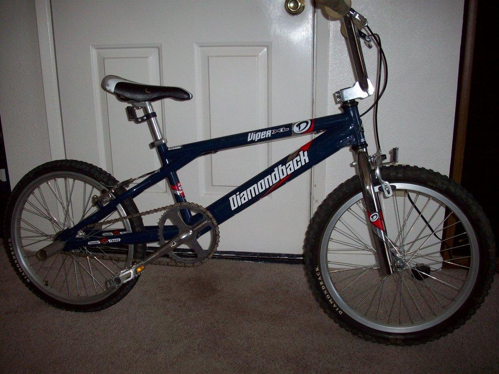 How do I tell age of my Diamondback Viper? - Bike Forums