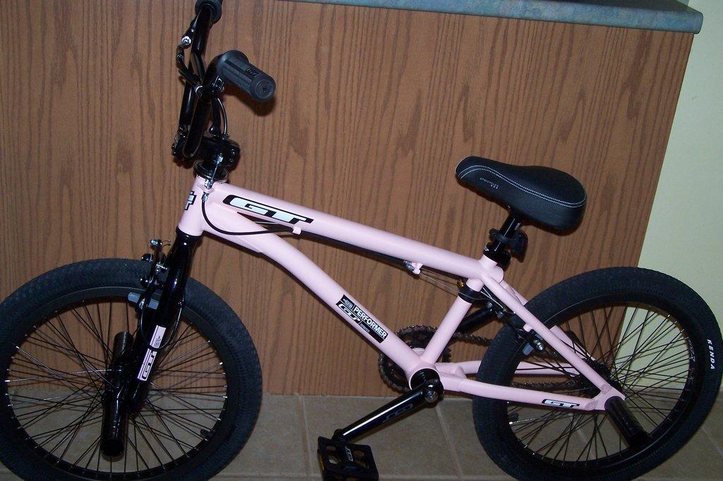 Pink Gt Bmx Bikes Verip For