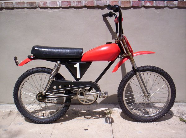 Trac moped 14