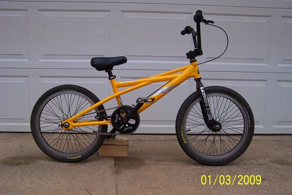 2005 SE Racing Quadangle Expert
