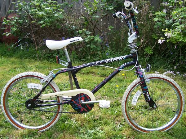 1987 Huffy Freestyle Expert