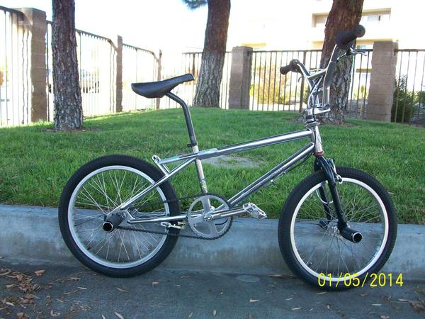 1987 Mongoose Decade