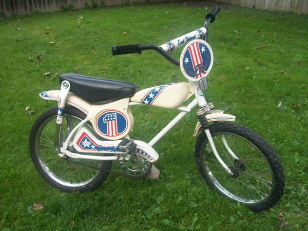 1976 AMF Evel Knievel