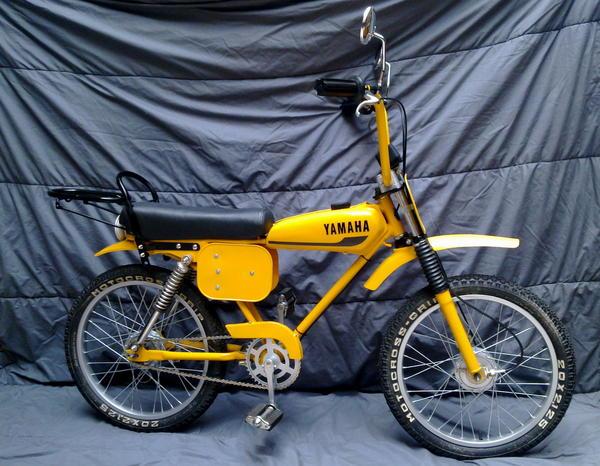 1975 yamaha moto bike mx for Yamaha rally bike for sale