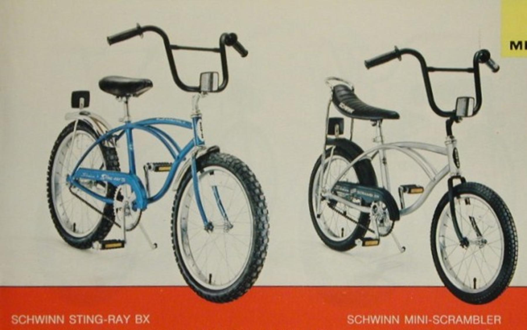 Schwinn Stingray Parts Catalog : Schwinn stingray bmxmuseum