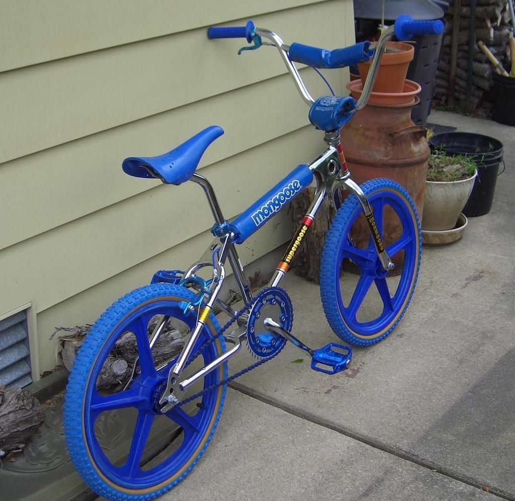 Bmx Bike Bars