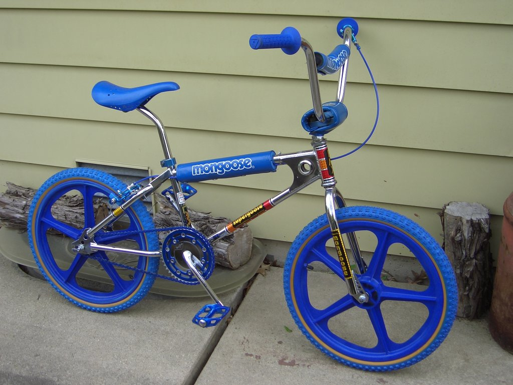 Pantera For Sale >> 1982 Mongoose Supergoose - BMXmuseum.com