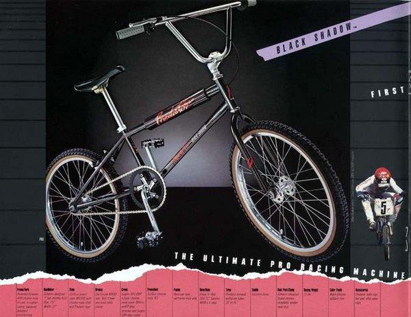 1985 Schwinn Predator Black Shadow Bmxmuseum Com