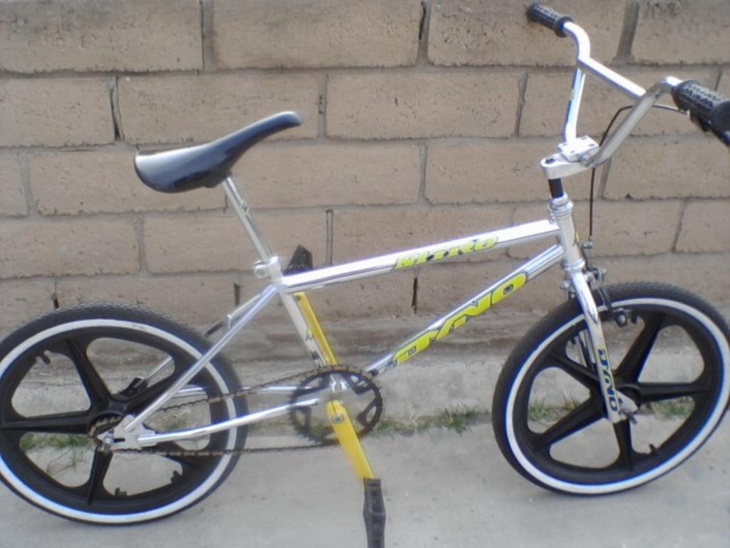 Dyno Parts Bike Bmx Bikes / d / Dyno / 1994