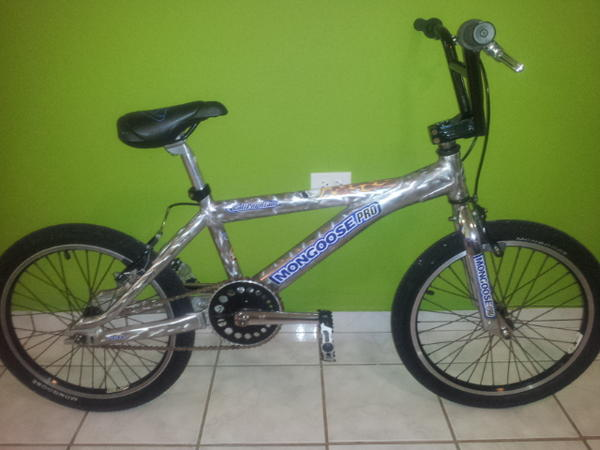 2000 Mongoose Californian