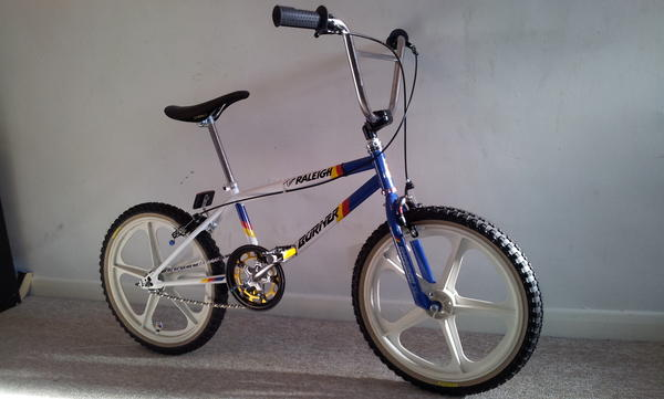 1985 Raleigh Team Burner