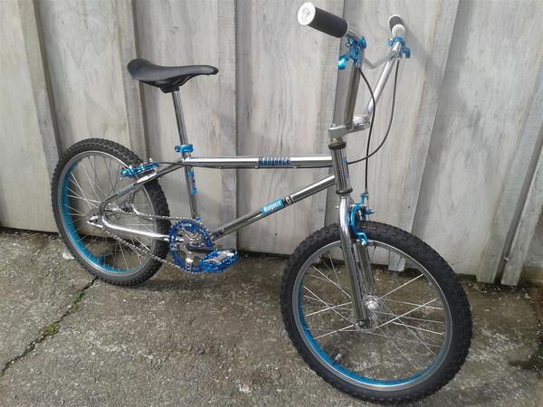 1989 Mongoose M-1