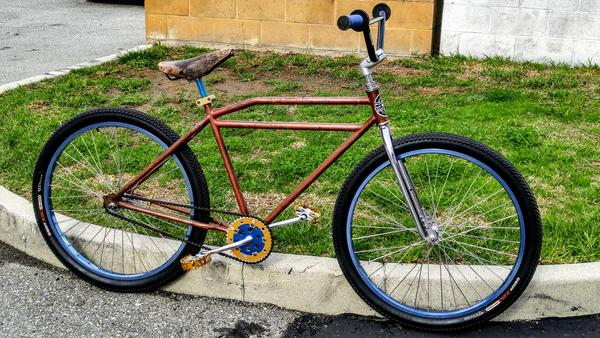 Cruiser Bikes For Sale >> 1979 Unknown Klunker 26 - BMXmuseum.com