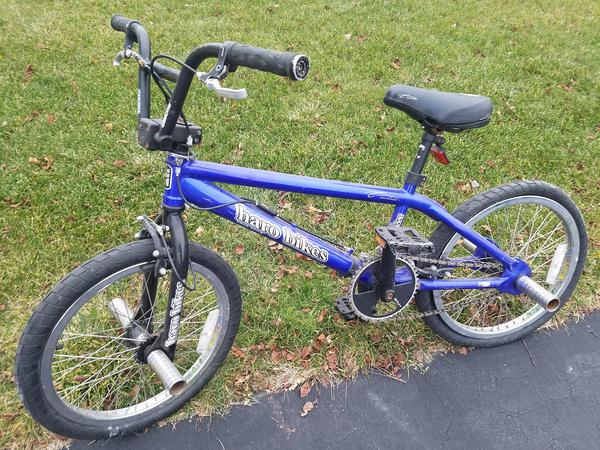 2001 Haro Mirra Flair