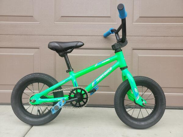 2018 Haro Shredder 12