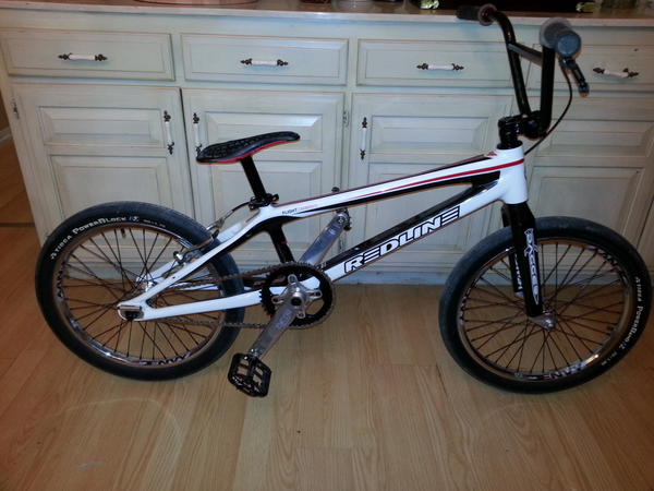 2012 Redline Flight Carbon Pro XXL