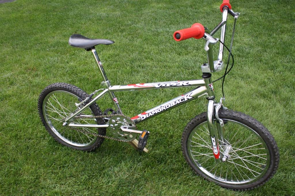 how to get rid of old bikes