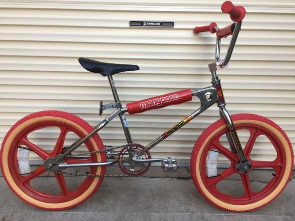 1981 Mongoose Motomag