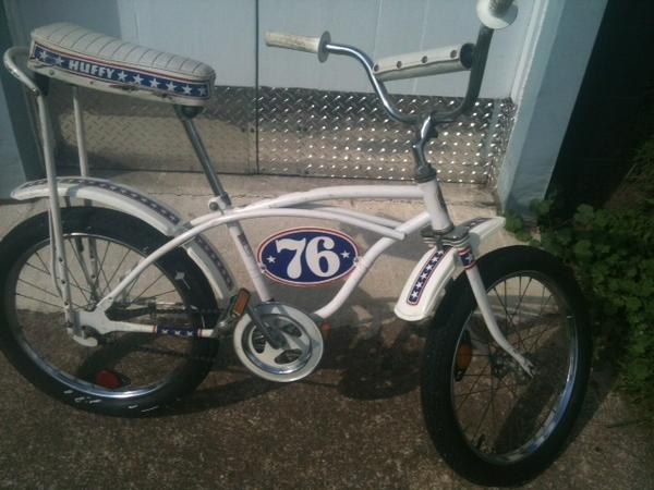 1976 Huffy Thunder Star