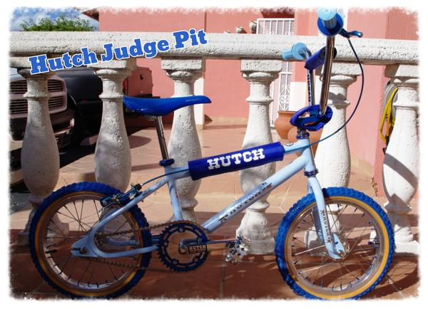 1985 Hutch Judge 16