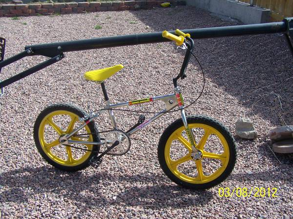 1979 Mongoose Motomag