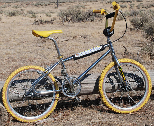 1983 Mongoose Californian