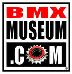 BMXMUSEUM 80's Style Sticker cover