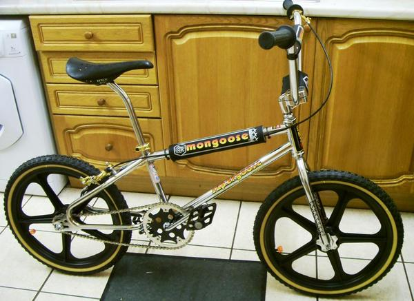 1983 Mongoose Supergoose