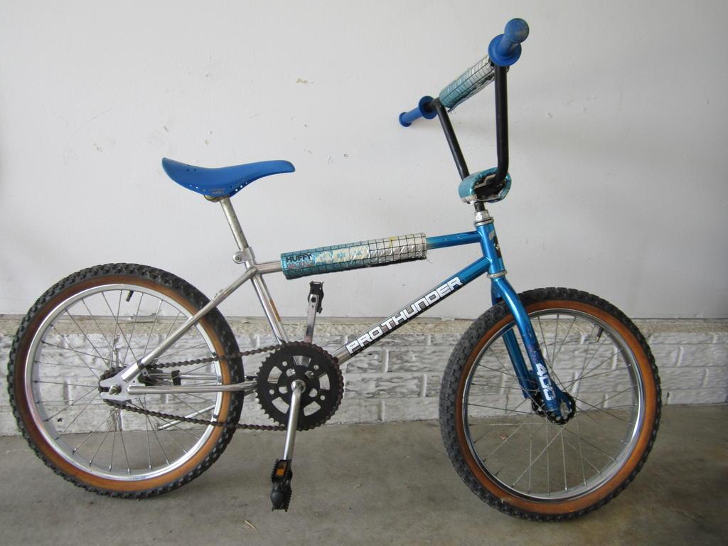 Huffy Pro Thunder Bmx Bike