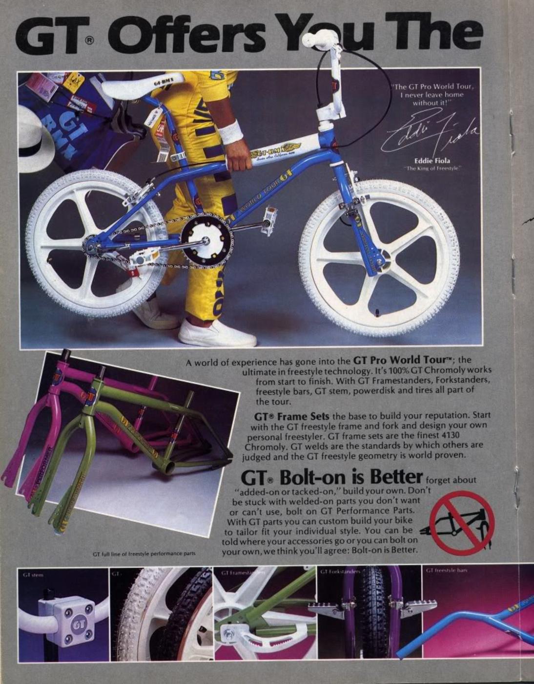 1985 Gt Pro Performer