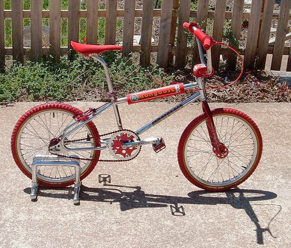 1985 Mongoose Supergoose