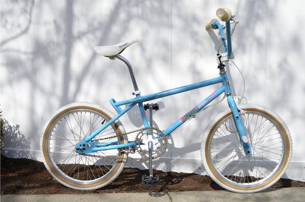 1986 Mongoose Decade