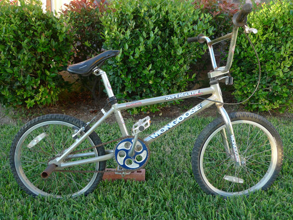 1995 Mongoose Supergoose Comp