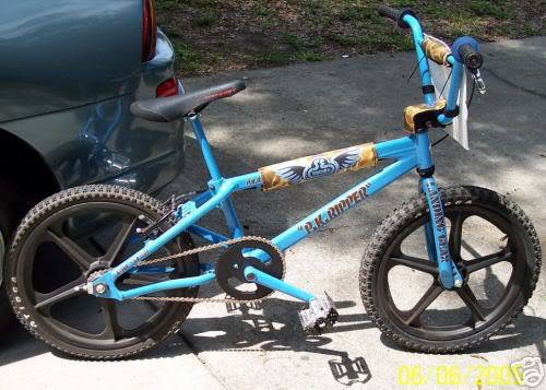 1996 SE Racing P.K. Ripper XL
