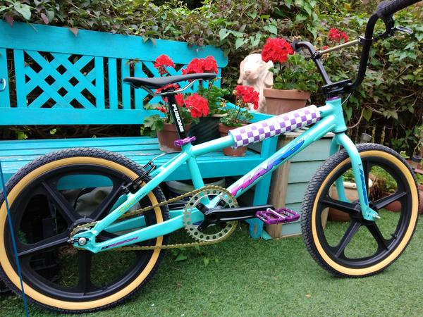 2012 Haro Team Issue
