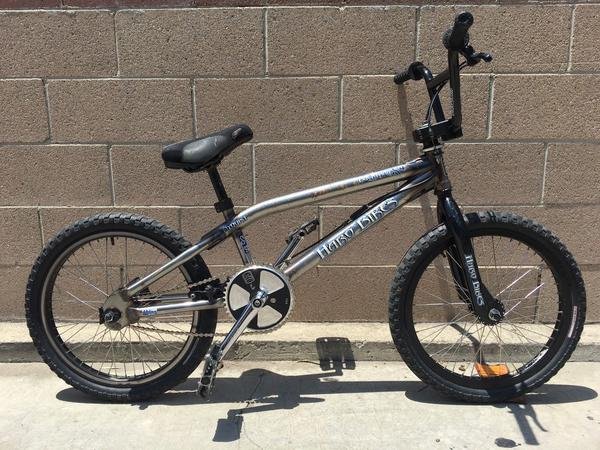 2003 Haro Nyquist Backtrail X4
